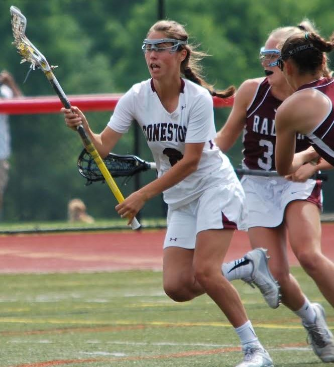 Phillylacrosse.com names Monica Borzillo Co-Player of the Year (2016)