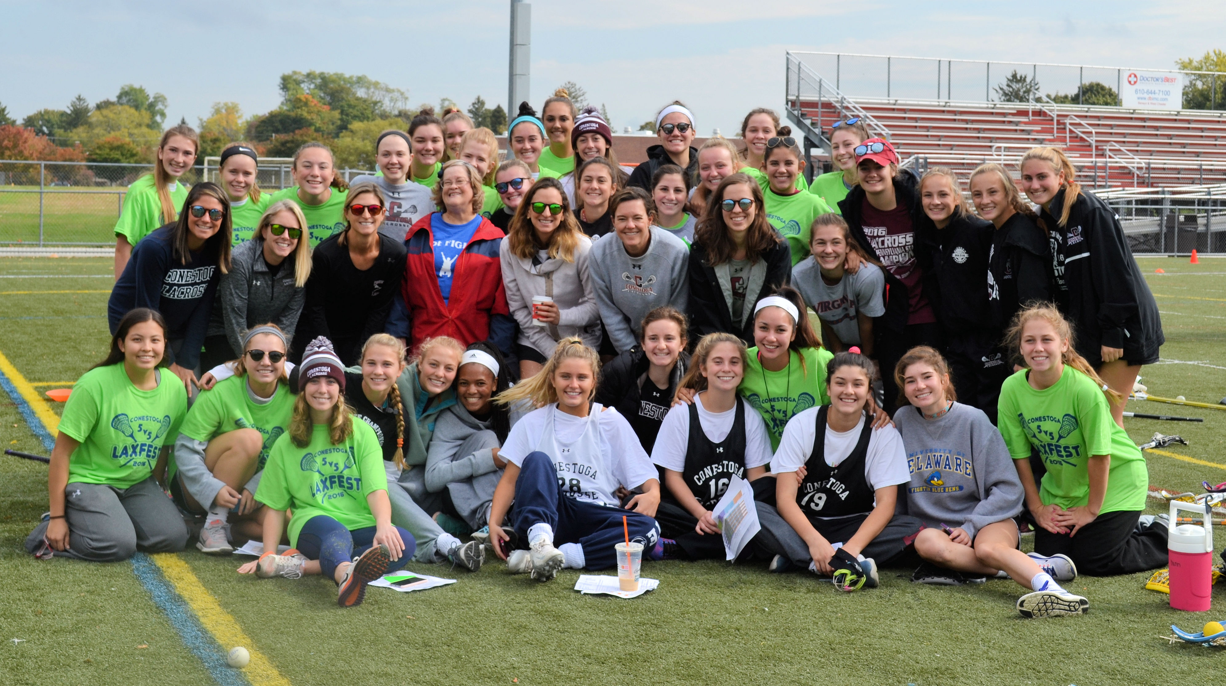 @stogagirlslax 5v5 helps raise almost $15K to support the Fighting Back Scholarship Program